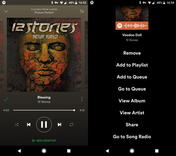 Spotify Music Streaming: The Unofficial Guide 16 Spotify Mobile Now Playing