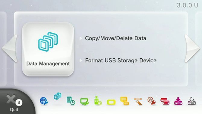 Expanded Storage For Your Wii U Explained 2 Wii U Data Management