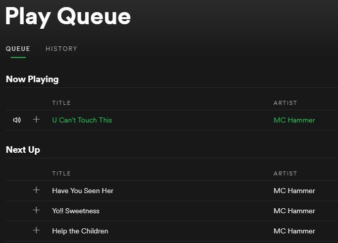 Spotify Music Streaming: The Unofficial Guide 29 Spotify Queue Desktop
