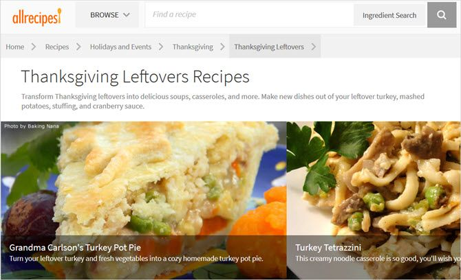 plan perfect thanksgiving guides allrecipes