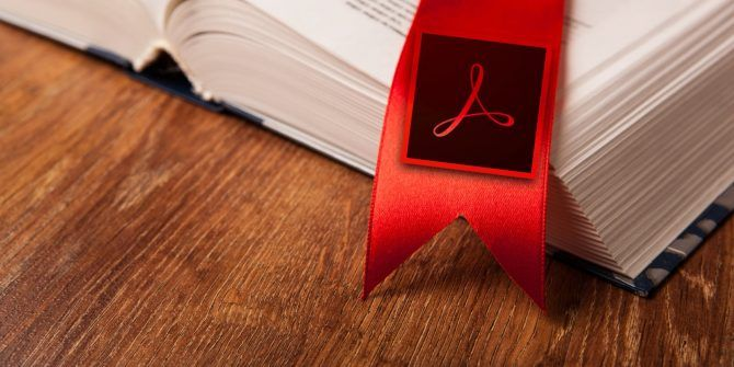 How to Bookmark a Page in a PDF Document in Adobe Reader