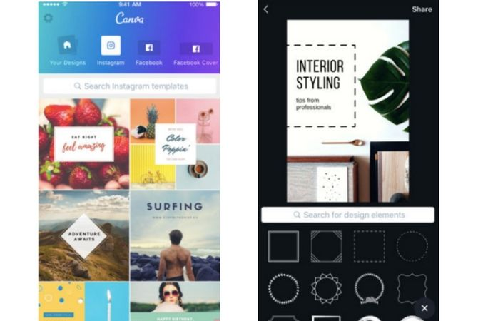 instagram story editor app