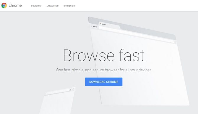 What Is the Most Secure Mainstream Browser? Chrome download