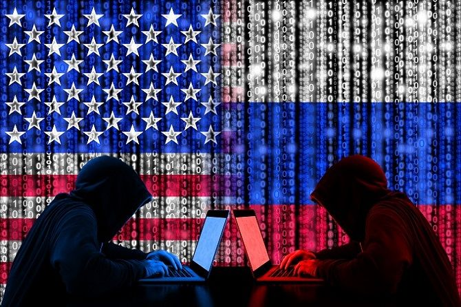 government propaganda and online security cyber warfare