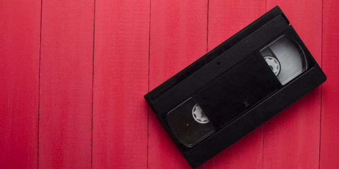How to Convert Your VHS Tapes to Digital Files