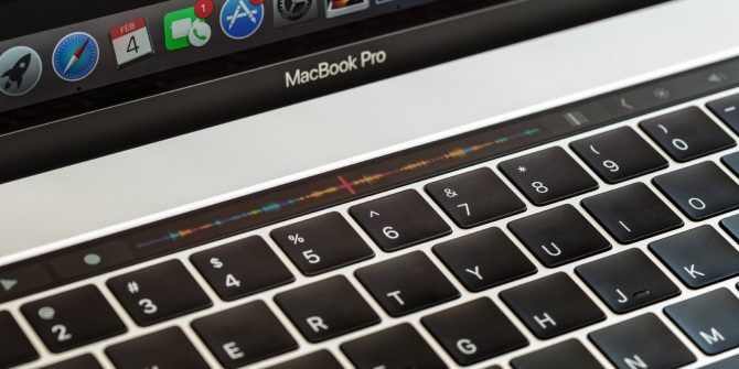 The MacBook Pro Touch Bar Sucks, So I Disabled It