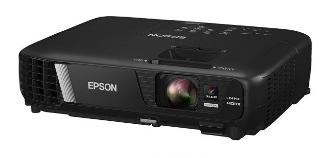 best projectors smartphones tablets laptops epson ex7240