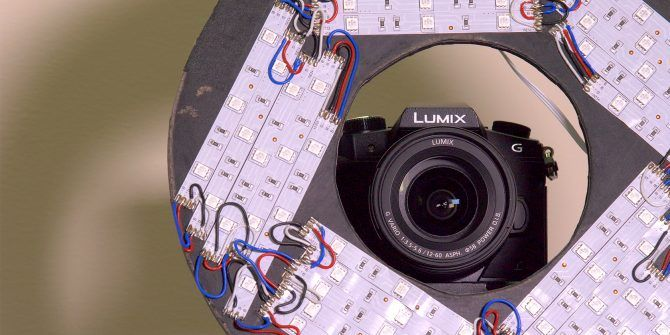 How to Make Your Own LED Ring Light for YouTube Videos