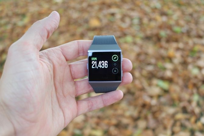 Fitbit Ionic Review: Great Fitness Tracker, Rubbish Smartwatch Fitbit Ionic 3