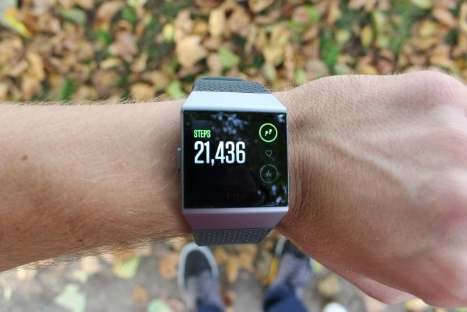 Fitbit Ionic Review: Great Fitness Tracker, Rubbish Smartwatch Fitbit Ionic 5