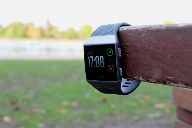 Fitbit Ionic Review: Great Fitness Tracker, Rubbish Smartwatch Fitbit Ionic 9