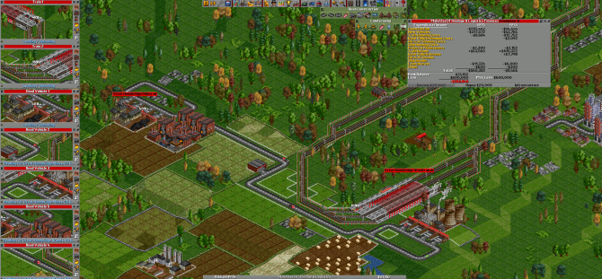 Top 10 Free Online Tycoon Games You Should Try OpenTTD Browser Version