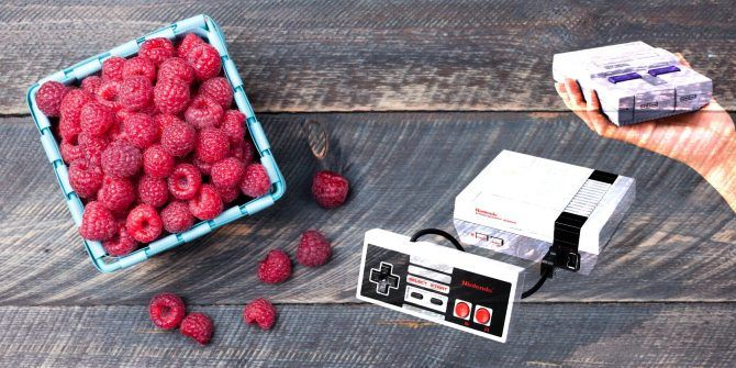 Forget the SNES Classic: 5 Retro Consoles You Can Emulate on the Raspberry Pi