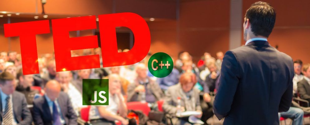 20 TED Talks on Programming Everyone Must Watch