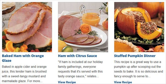 plan perfect thanksgiving guides taste of home ham