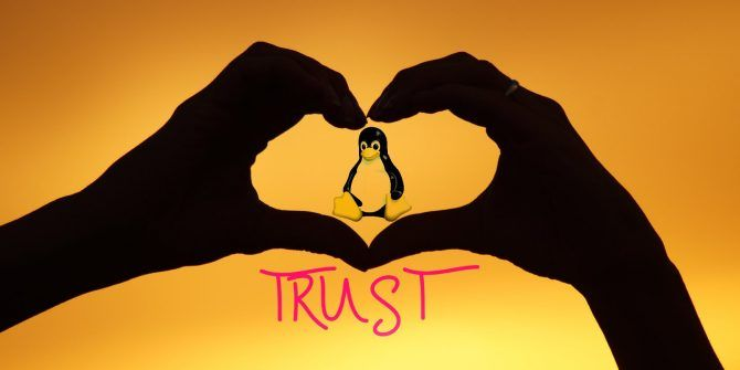 5 Perfect Reasons Why You Should Trust Linux