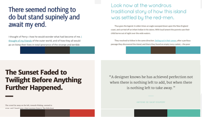 strategies and tools for perfect font combinations typespiration