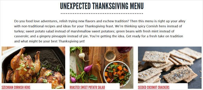 plan perfect thanksgiving guides whole foods market