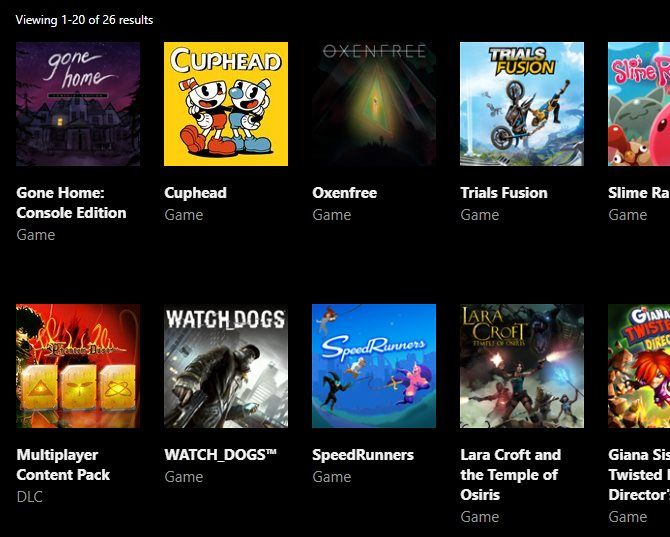How to View a List of Every Xbox Game You Own Xbox My Games Page