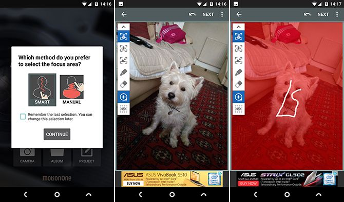 afterfocus android app