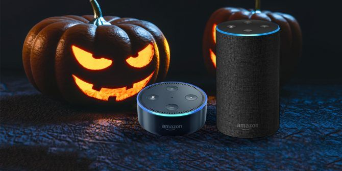 13 Spooky Alexa Skills Perfect for Halloween