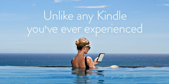 The All-New Kindle Oasis: 9 Things You Need to Know