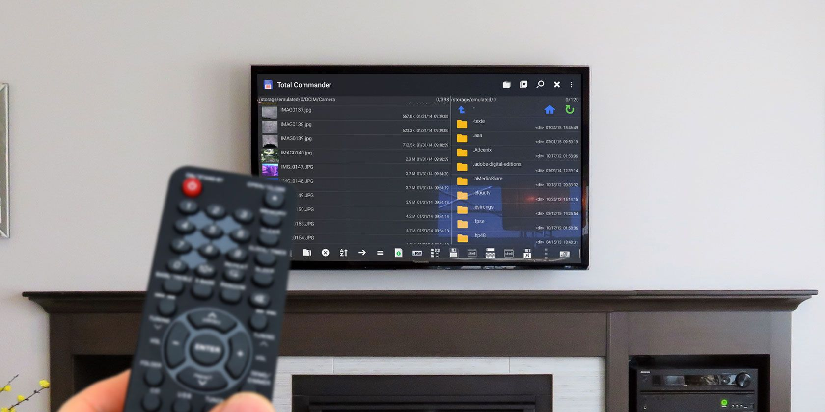 The 7 Best File Managers For Android Tv