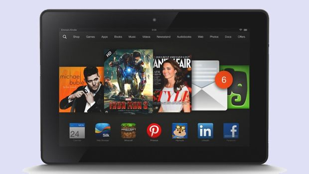 How Android Differs Depending on the Hardware Manufacturer android versions amazon fire10 firelauncher old