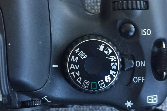 A Beginner's Guide To Digital Photography aperture mode