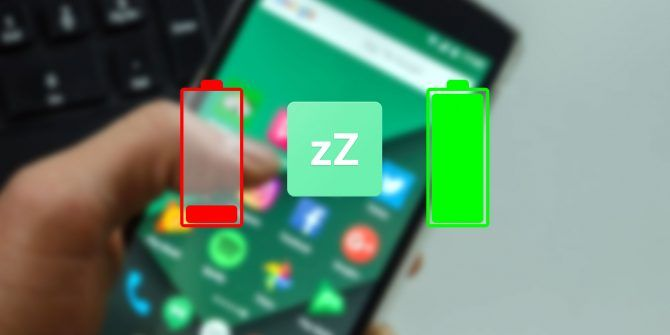 Get Better Battery Life on Android Without Root Using This App