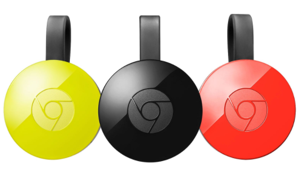 11 Gift Ideas for Android Users chromecast