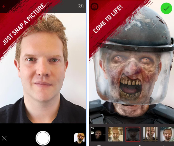 You Need These 13 Android Apps to Be Ready for Halloween dead yourself
