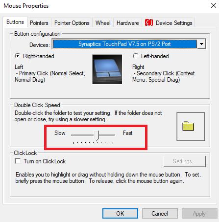 How to Open Files/Folders With Only One Click in Windows