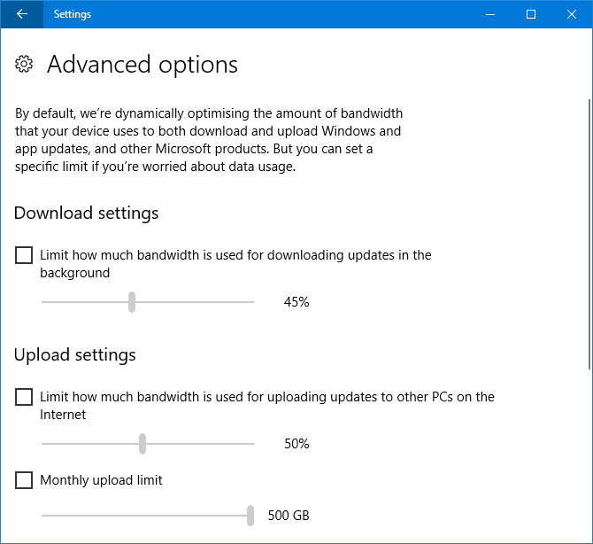 9 New Settings Features in the Windows 10 Fall Creators Update download settings