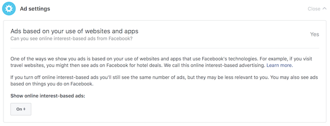 The Complete Facebook Privacy Guide facbeook privacy ads ad settings