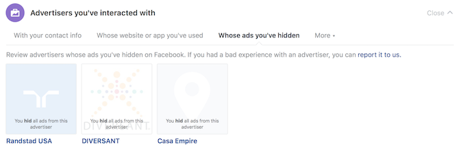 The Complete Facebook Privacy Guide facbeook privacy ads advertisers hidden