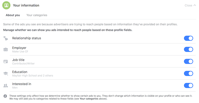 The Complete Facebook Privacy Guide facbeook privacy ads your info