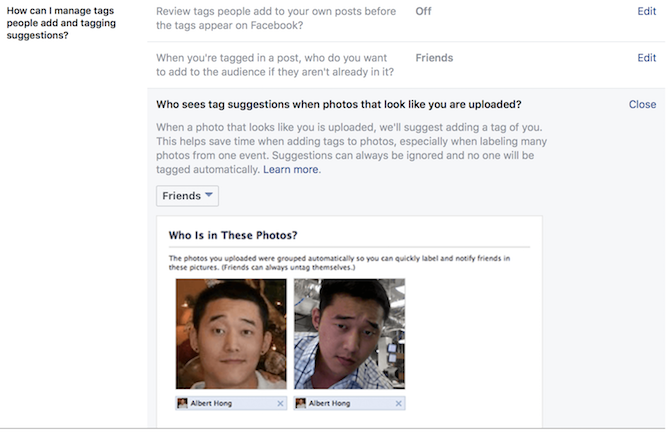 The Complete Facebook Privacy Guide facbeook privacy timeline tagging suggestions