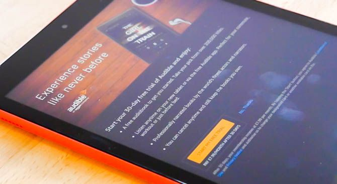 Amazon Fire HD 10 (2017) Review: The Best Value Tablet Around fire hd 10 review audiblew
