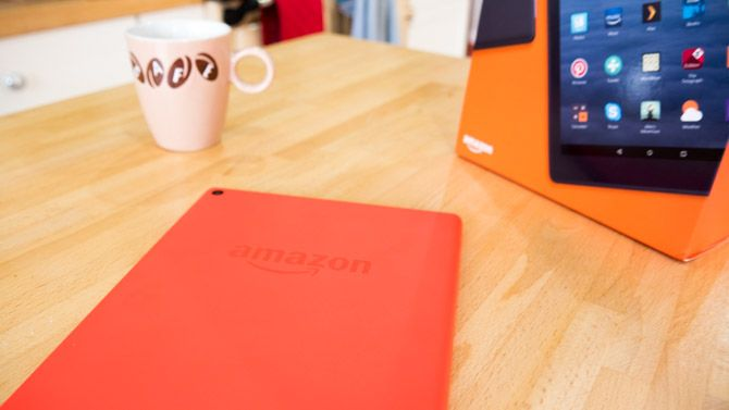 Amazon Fire HD 10 (2017) Review: The Best Value Tablet Around fire hd 10 review orange case