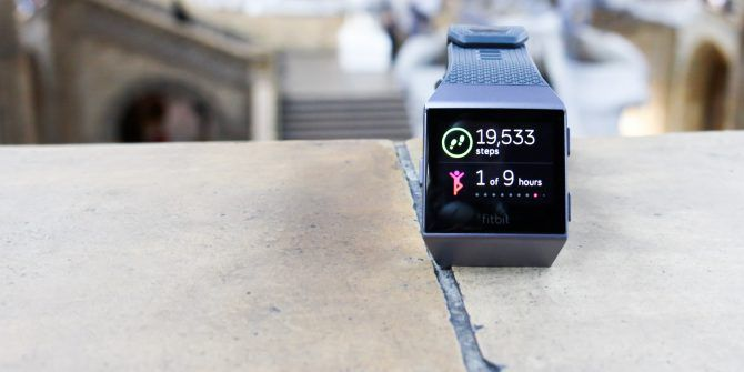 Fitbit Ionic Review: Great Fitness Tracker, Rubbish Smartwatch