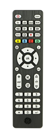 best universal remote controls general electric
