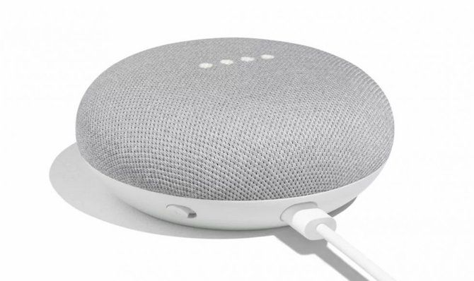 smart home device google mini
