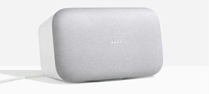 smart home device google max