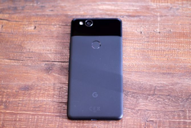 Google Pixel 2 Review: Is This The Best Smartphone Ever? google pixel 2 hybrid metal coating fake 670x447