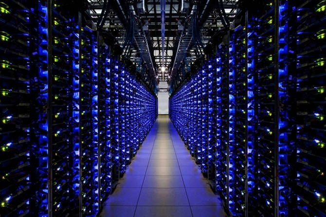 How Do Search Engines Work? google search data centers