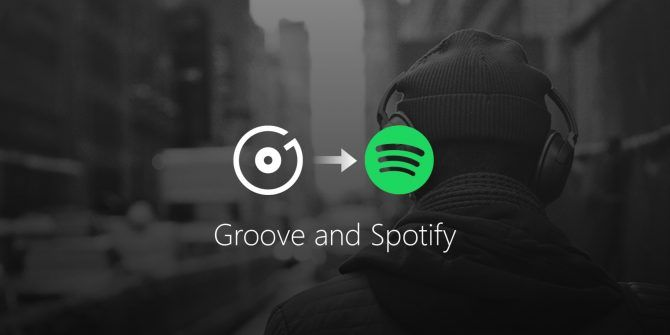 Microsoft Is Killing Groove Music Because Spotify