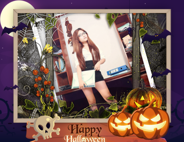 You Need These 13 Android Apps to Be Ready for Halloween halloween photo frame