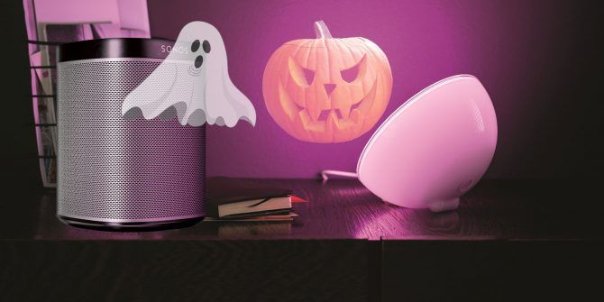 5 Spooky Ways to Set Up Your Smart Home for Halloween