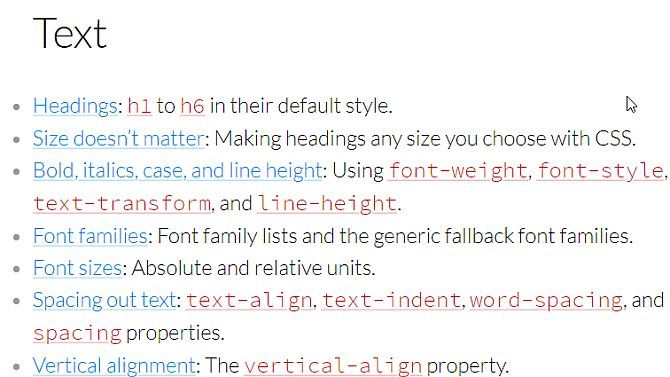 8 Best Websites For Quality HTML Coding Examples html coding1 1